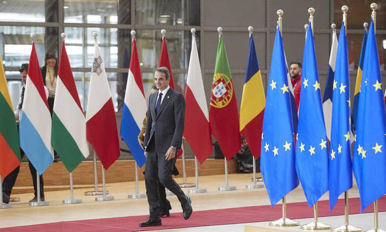 Μητσοτάκης στη Σύνοδο Κορυφής: Εδώ και τώρα κυρώσεις στην Τουρκία – Στηρίξτε Ελλάδα και Κύπρο