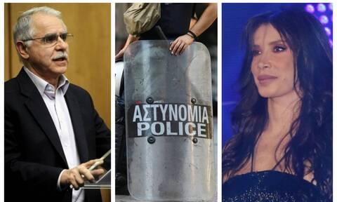 Το...τερμάτισε ο Μπαλάφας: Τα...τέτοια της Πάολα δεν είναι από σιλικόνη, μπάτσοι-γουρούνια-δολοφόνοι