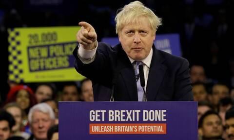 Εκλογές Βρετανία - Exit polls: Μεγάλος νικητής ο Μπόρις Τζόνσον - Ολοταχώς προς οριστικό Brexit