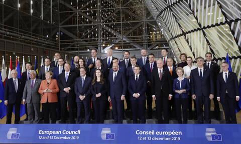 Ευρωπαϊκή ασπίδα στις τουρκικές προκλήσεις:Η Ε.Ε στηρίζει απόλυτα Ελλάδα – Ηχηρή παρέμβαση Μητσοτάκη