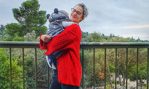 Τζένη Θεωνά: Η φώτο στο βρεφικό δωμάτιο του γιου της & τα σχόλια των Παπουτσάκη & Νομικού