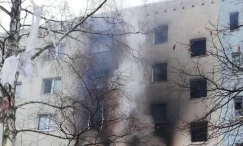 Συναγερμός στη Γερμανία: Έκρηξη στο Blankenburg με πολλούς τραυματίες