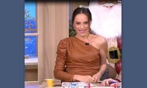 Μαρία Αντωνά: Δημόσια ερωτική εξομολόγηση στον σύντροφό της, Άρη Σοϊλέδη