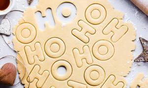 Δες πώς θα φτιάξεις τα πιο πρωτότυπα χριστουγεννιάτικα cookies
