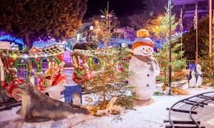 Χωριά των Χριστουγέννων στη Βόρεια Ελλάδα - Χωριά μαγικά και παραμυθένια