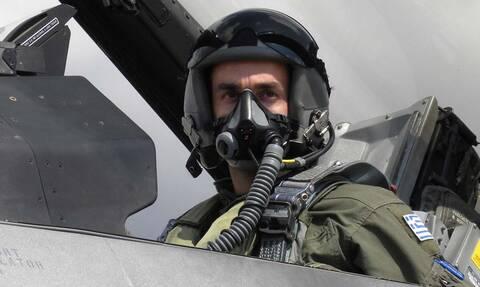 Βαρύ πένθος για τον πιλότο του «Ζευς» Γιώργο Ανδρουλάκη