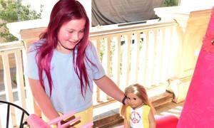Tori Spelling: Φωτογραφίες από το εντυπωσιακό πάρτι της κόρης της (pics)