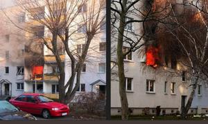 Γερμανία: Ένας νεκρός και 25 τραυματίες από έκρηξη σε πολυώροφο κτήριο - Εντοπίστηκαν φιάλες αερίου