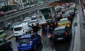 Κίνηση ΤΩΡΑ: Απελπισία πάλι ο Κηφισός - Μποτιλιάρισμα και στο κέντρο