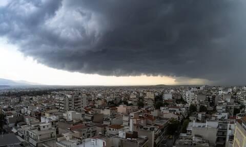 Καιρός - «Ετεοκλής»:Προσοχή το Σάββατο! Καταιγίδες, χιόνια και 9 μποφόρ - Ποιες περιοχές κινδυνεύουν