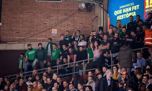 Μπαρτσελόνα-Παναθηναϊκός ΟΠΑΠ: Το έκαναν… ΟΑΚΑ (videos+photos)