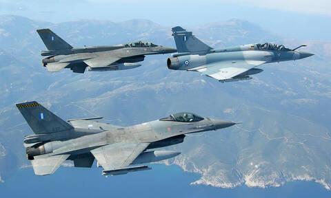 Βουλή: Υπερψηφίστηκε το νομοσχέδιο για την αναβάθμιση F-16 και Mirage