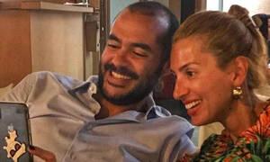 Ηλιάκη-Μανουσάκης: Το στολισμένο σπίτι τους στη Ζυρίχη! Θα πάθετε πλάκα με τη διακόσμησή του! (pics)