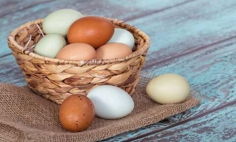 Ξέρατε ποια είναι η διαφορά μεταξύ άσπρων και καφέ αυγών; - Θα πάθετε πλάκα!