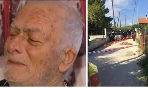 «Τη γυναίκα μου την κομματιάσανε»: Ξεσπά ο σύζυγος της 73χρονης που σκότωσαν στους Αγ. Θεοδώρους