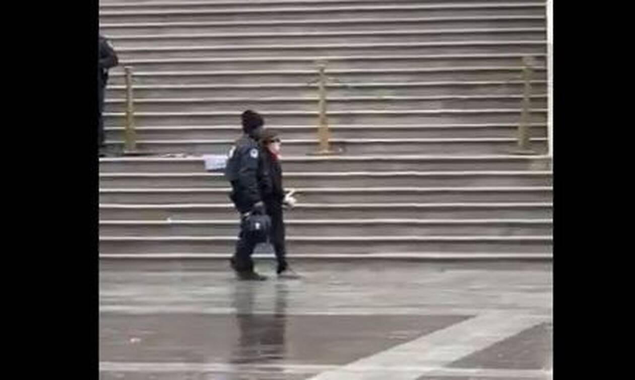 Σάλος! Συνελήφθη πασίγνωστη ηθοποιός - Δείτε τι συνέβη (pics)