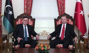 Στη δημοσιότητα το στρατιωτικό μνημόνιο Τουρκίας - Λιβύης: Περιλαμβάνει ανταλλαγή όπλων