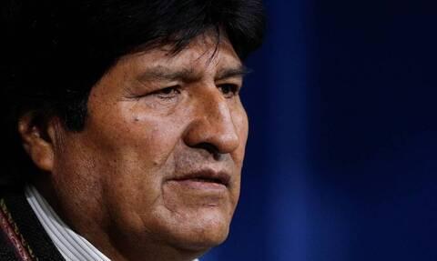 Βολιβία: Τις ερχόμενες μέρες θα εκδοθεί ένταλμα σύλληψης ενάντια στον πρώην πρόεδρο Έβο Μοράλες