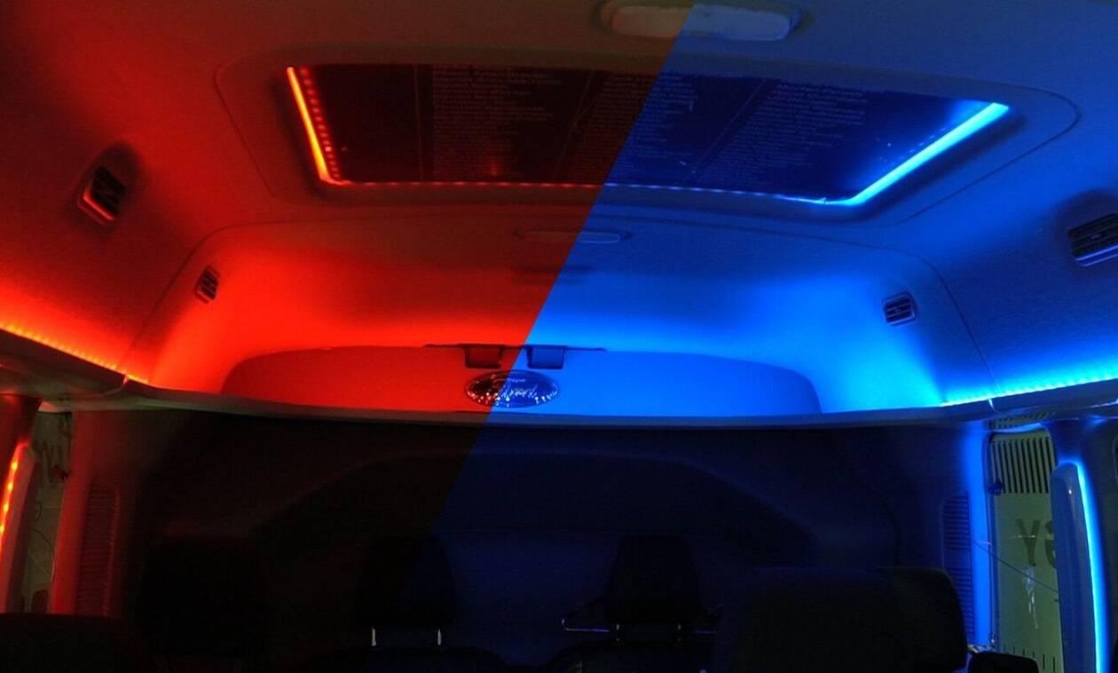 Επηρεάζει ο εσωτερικός φωτισμός την αυτονομία ενός ηλεκτρικού αυτοκινήτου;