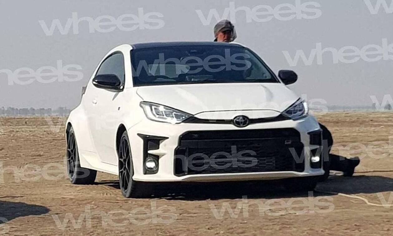 Αυτό είναι το κορυφαίο Toyota Yaris, το τετρακίνητο GR με τους 200+ ίππους