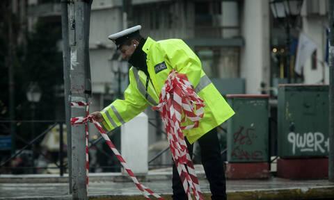 Προσοχή: Κλειστοί δρόμοι σήμερα (15/12) στην Αθήνα