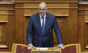Ηχηρό μήνυμα Δένδια: Η Τουρκία δεν θα παρασύρει την Ελλάδα σε επίπεδο Βαλκάνιου καυγατζή