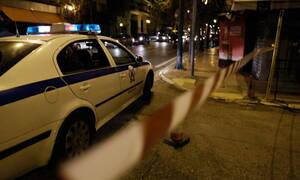 Θεσσαλονίκη - Λαδάδικα: Έφαγαν «πόρτα» σε μαγαζί και άρχισαν τους πυροβολισμούς (pics+vid)