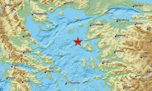 На Лесбосе произошло землетрясение 3,5 балла