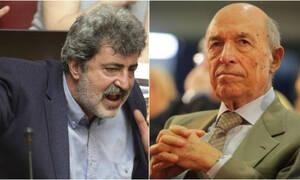 Ο Σημίτης «διχάζει» τον ΣΥΡΙΖΑ: Άγρια κόντρα μετά την ανάρτηση Πολάκη