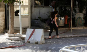 Συναγερμός στην ΕΛΑΣ: Εκρηκτικός μηχανισμός το αντικείμενο που εντοπίστηκε κοντά στο Α.Τ Ζωγράφου