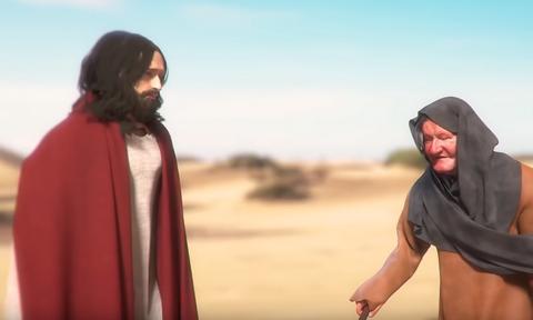Σάλος με video game που προσβάλλει τον Ιησού Χριστό