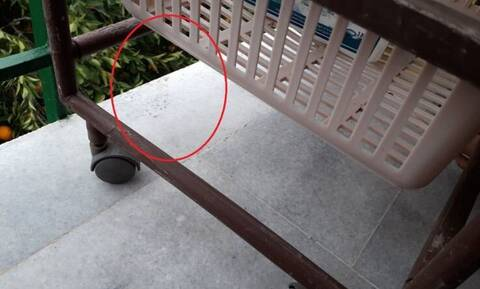 """Χίος: Γιαγιά """"κομάντο"""" πέταξε από το μπαλκόνι επίδοξο διαρρήκτη (pics+vid)"""