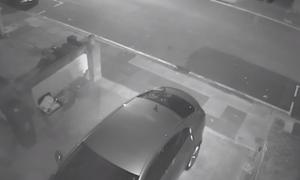 Βίντεο: Κάμερα ασφαλείας καταγράφει το… φάντασμα ενός παιδιού!