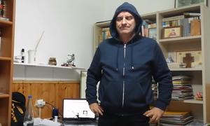 Στα πρόθυρα... εγκεφαλικού ο Γεωργούντζος με την τραγωδία της Καλαμάτας (video)