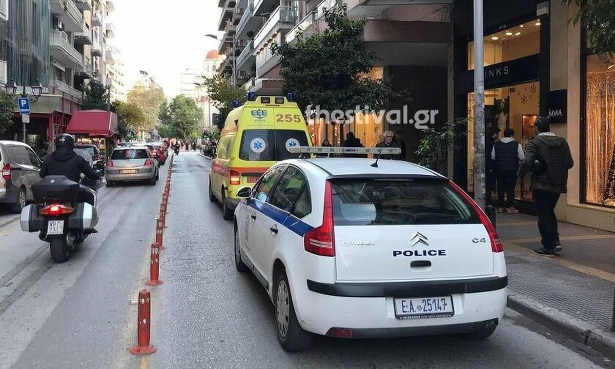 Τραγωδία στη Θεσσαλονίκη: Νεκρός άνδρας σε πρασιά οικοδομής