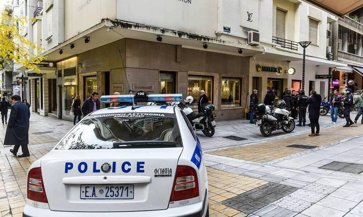 Συνελήφθη ο ληστής των 38 Rolex: Είχε αρπάξει ρολόγια αξίας 440.000 ευρώ από τη Βουκουρεστίου