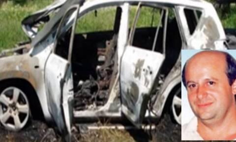 Δολοφονία δασκάλου στο Αγρίνιο - Μάρτυρας: «Είδα δύο άτομα κοντά στο φλεγόμενο αυτοκίνητο»