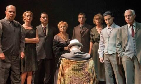 «Ο Απρόσκλητος Επισκέπτης» της Αγκάθα Κρίστι, που παρουσιάζεται στο θέατρο ELIART