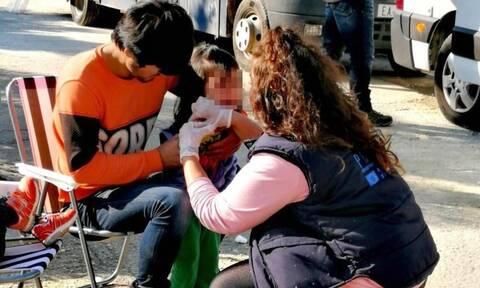 ΕΟΔΥ: Εμβολιασμένο το σύνολο παιδιών και εφήβων που φιλοξενούνται στη Μόρια και στον Καρά Τεπέ