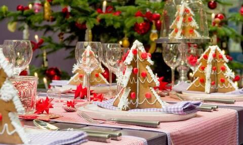 Χριστούγεννα 2019: Φθηνότερο φέτος το χριστουγεννιάτικο τραπέζι