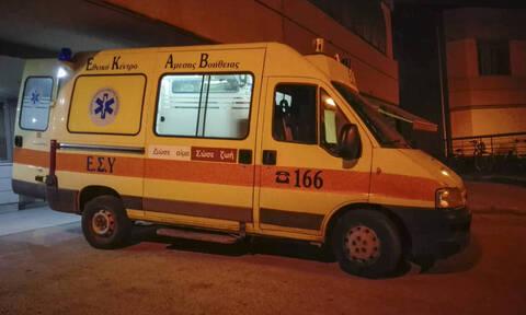 Ζάκυνθος: Αγωνία για 6χρονο αγοράκι - Έπεσε σε τζαμαρία και τραυματίστηκε σοβαρά