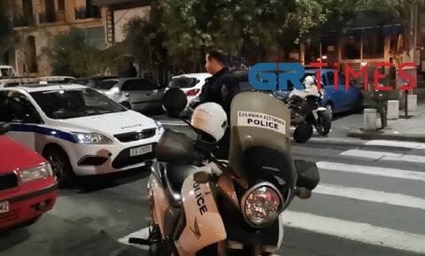 Θεσσαλονίκη: Πανικός από πυροβολισμούς στο κέντρο της πόλης (pics - vid)