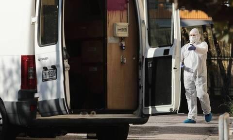 В Афинах возле полицейского участка в Зографу обнаружена самодельная бомба