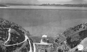 Η πρώτη Έκθεση με τεκμήρια από την κατασκευή του Φράγματος του Μαραθώνα