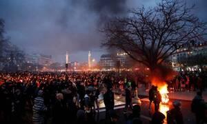 Γαλλία: Μειωμένη η συμμετοχή στις σημερινές διαδηλώσεις σύμφωνα με το υπουργείο Εσωτερικών