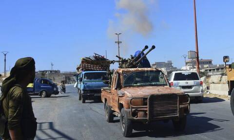 Συρία: 23 άμαχοι σκοτώθηκαν από βομβαρδισμούς στην Ιντλίμπ