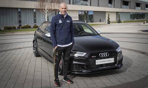 Δείτε ποια Audi επέλεξαν οι παίκτες της Ρεάλ Μαδρίτης ως προσωπικά τους αυτοκίνητα