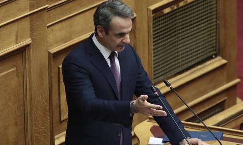 Ψηφίζεται στη Βουλή ο πρώτος προϋπολογισμός της κυβέρνησης Μητσοτάκη