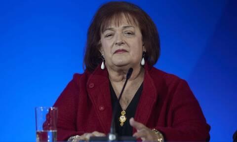 «Βόμβα» Μαριέττας Γιαννάκου: Όχι πρώην πρωθυπουργοί για την Προεδρία της Δημοκρατίας