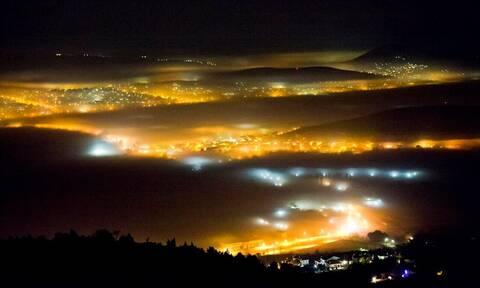 Η αιθαλομίχλη «πνίγει» τα Γιάννενα - Συστάσεις προς το κοινό από την Περιφέρεια Ηπείρου